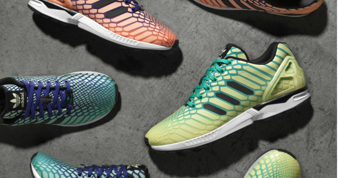Glo Up with These New adidas Reflective Sneakers