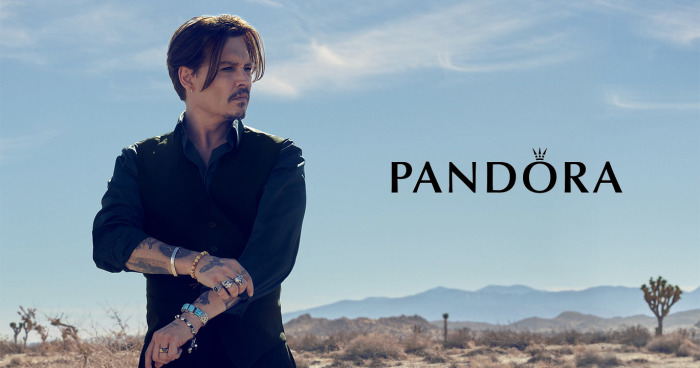 Men's Pandora bracelets to channel your inner Johnny Depp ...