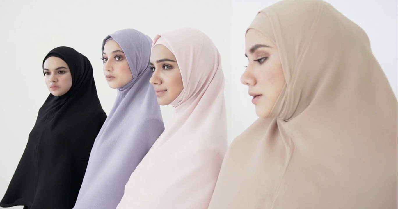 Naelofar Hijab Style Tips For Beginner Tudung Wearers