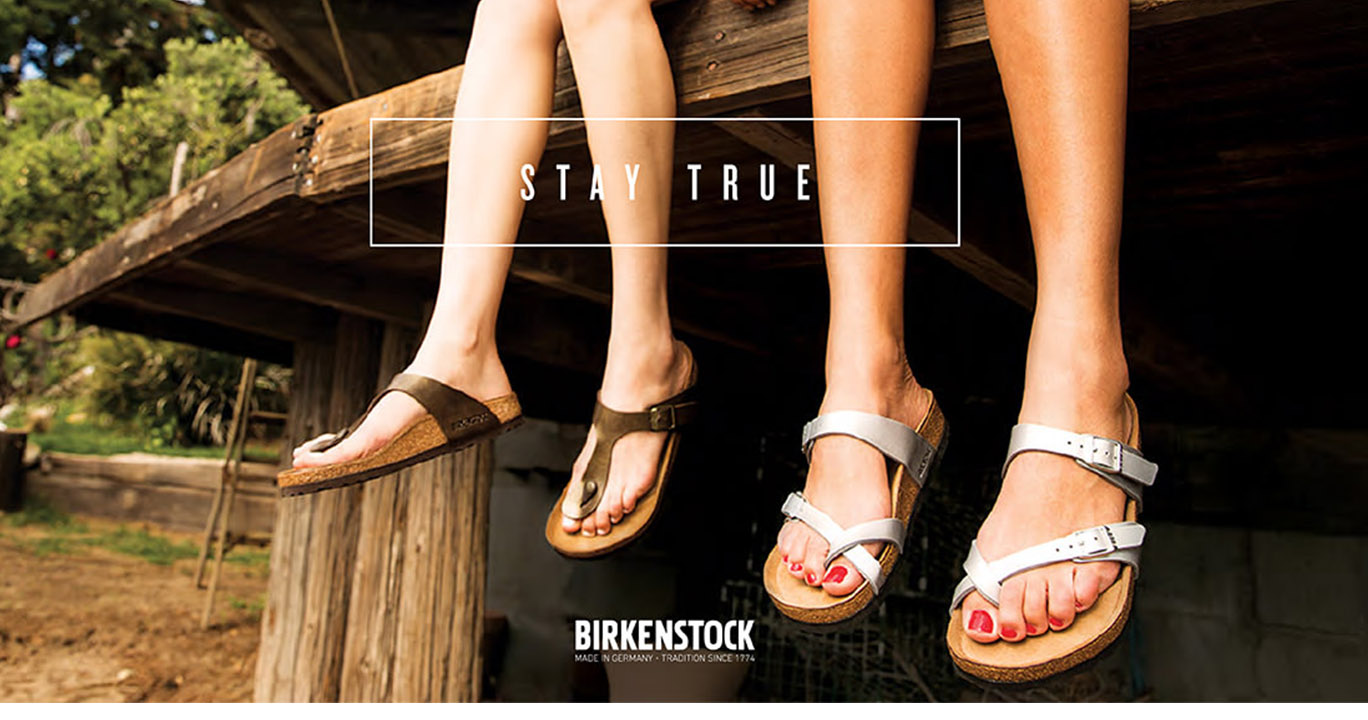 These Birks Are Made For Walking Back To Basics With